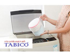 Túi giặt tròn tabico máy giặt